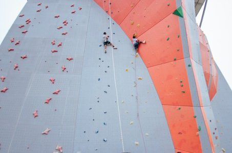 Bhubaneswar is now host to one of the best Climbing wall facility of India : Coaching program started with Indian Mountaneering Federation
