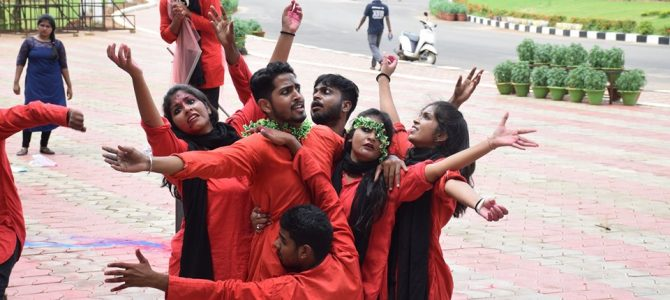 3rd and final day of Xamboree 19 – the annual Cultural-Management Fest of Xavier University, Bhubaneswar (XUB) proceeded with the same spirit and exuberance