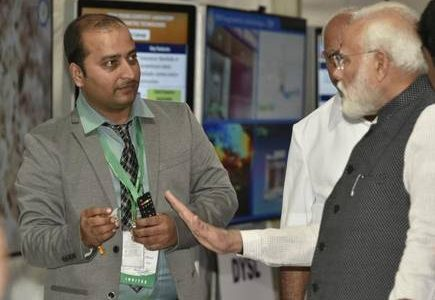 NIT Rourkela 2007 Alumni and scientist Mr Prasad chosen to lead new DRDO labs inaugurated by PM Narendra Modi