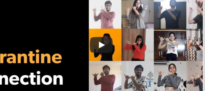 NIT Rourkela Institute's dance club Synergy produces quarantine video with alumni from across batches, take a look
