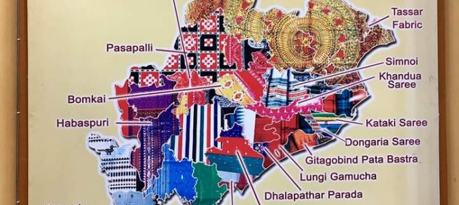 7 Odisha handlooms achieved international fame and are widely spread among Indian diaspora