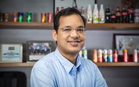 Odia Boy, DM School, BJB College, XIMB bhubaneswar alumni Sanket Ray to head Coca Cola India & SW Asia