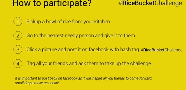 ‎Bhubaneswar‬ responds to ‎RicebucketChallenge‬