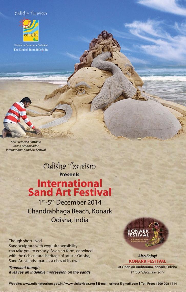 intenrational sand art festival