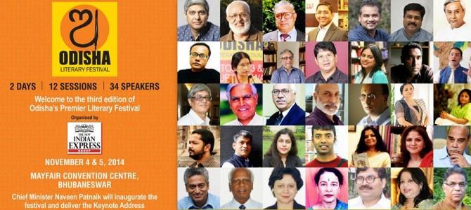 Bhubaneswar calling for Odisha Literary Festival – Biggest Literary Extravaganza of state