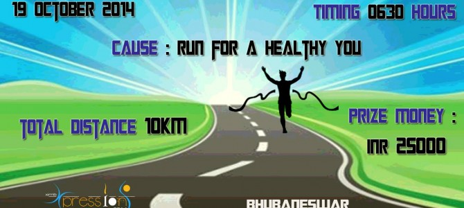 Run for adding a smile to the underprivileged – XAthon by XIMB