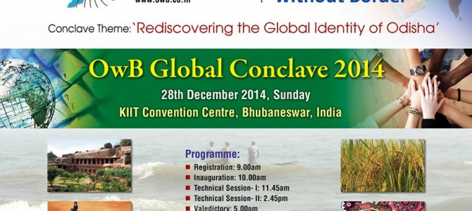 First Odisha Global Conclave features an awesome panel