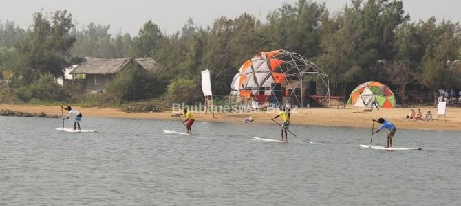 Huge Potential of SUP in Chilika Lake Odisha – a video