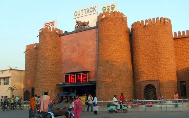 cuttack railway station bhubaneswar buzz