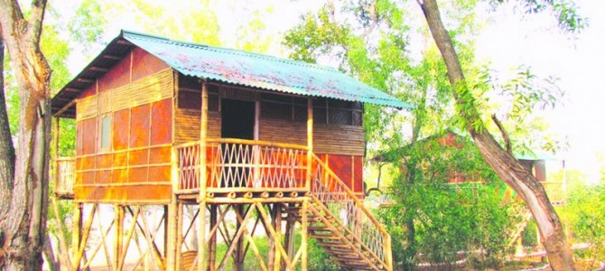 Ecotourism at Similipal – Bamboo Cottage and Restaurant opens for Tourists