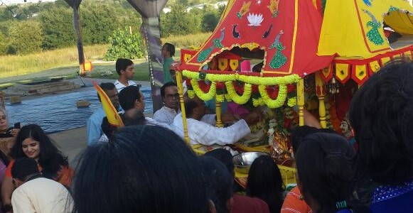 Jagannath Rath Yatra from Austin Texas USA – by Satya Samal