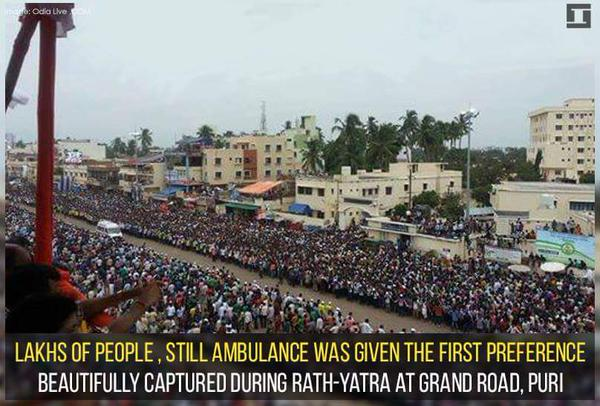 rath yatra crowd management