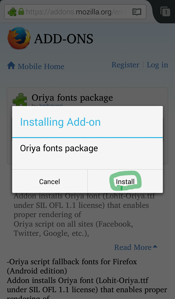 Reading/Writing Odia on Android without Rooting by Nihar