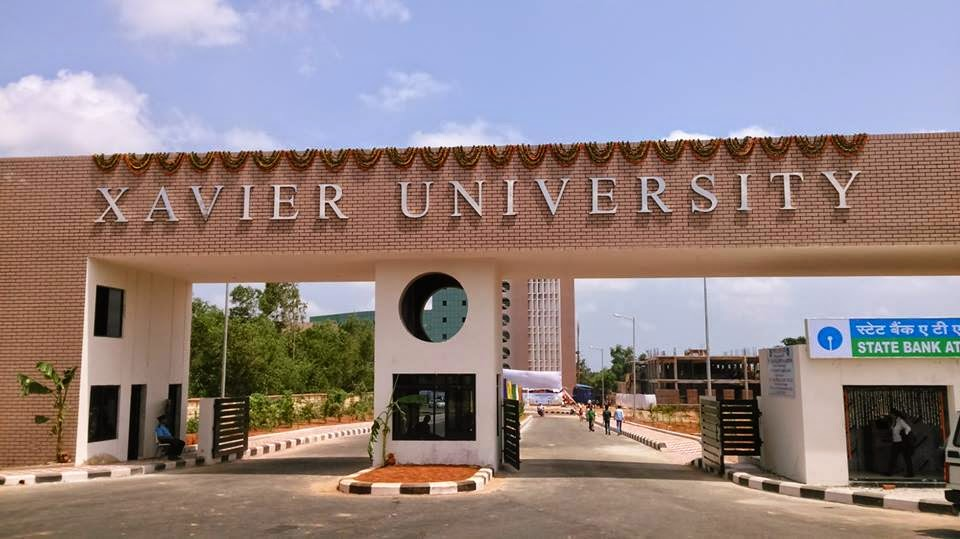 xavier university bhubaneswar buzz