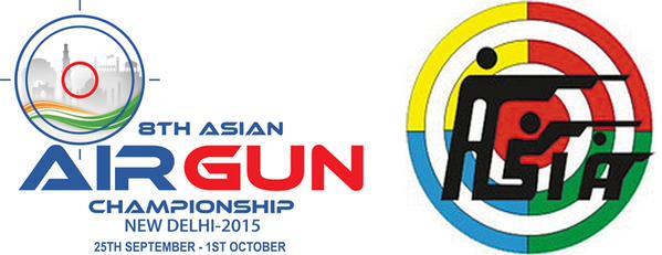 8th asian air gun championship
