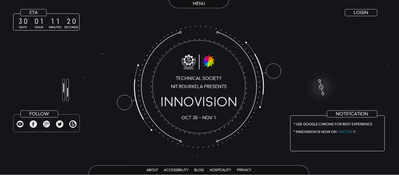 NIT Rourkela Innovision