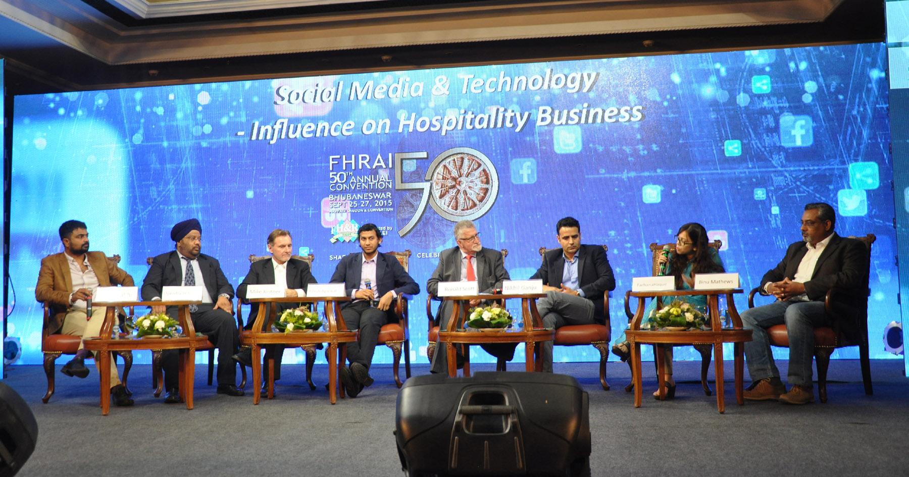 Social Media & Technology - Influence on Hospitality Business (2)
