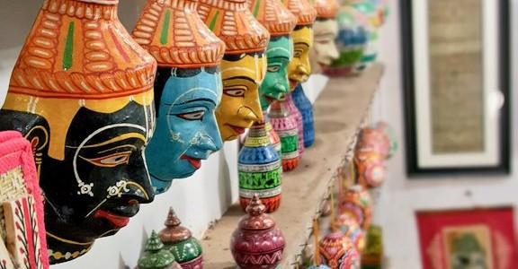 A trip to Raghurajpur Pattachitra Village in Odisha by Shashwat Panda