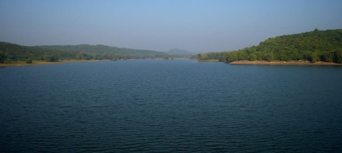 How Nice is the Cycle Ride to Jhumuka Dam from city : by We All Ride Bicycle