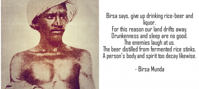 Birsa Munda : Few things you should know about this great freedom fighter of India