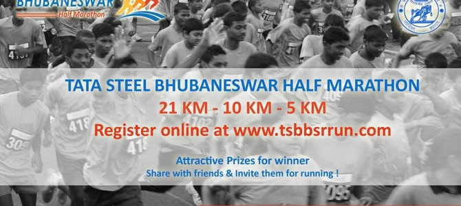 Tata Steel Presents Odisha Utsav and Bhubaneswar Half Marathon coming January