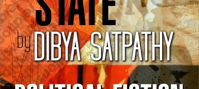 An Interview with Dibya Satpathy launching his debut book : political fiction based on Odisha
