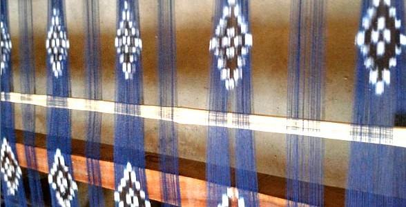 Cotton weaving still survives in this Odisha village