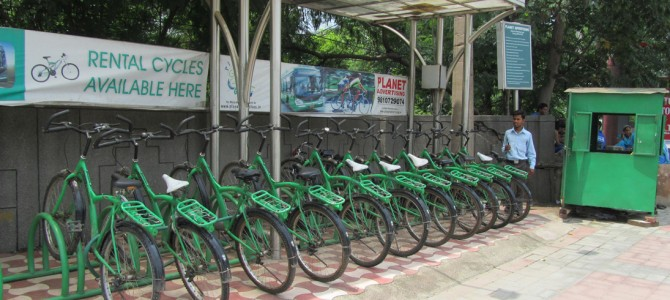 Bhubaneswar gets ready for its first Cycle Sharing Program from January 23