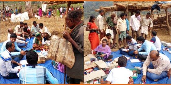 ESSAR Foundation : Taking healthcare to remote corners of Odisha