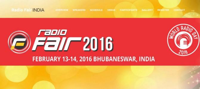 Bhubaneswar all set to host Outreach International Radio Fair on Feb 13 and 14