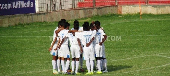 Odisha are national champion in football Sub-Junior National Championship, win it in style without a single loss