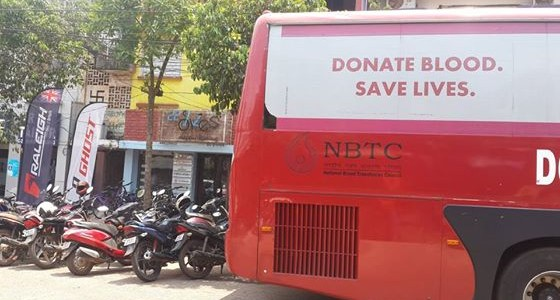 Bhubaneswar Based 22 Bikes and BCAC organize a successful blood donation camp