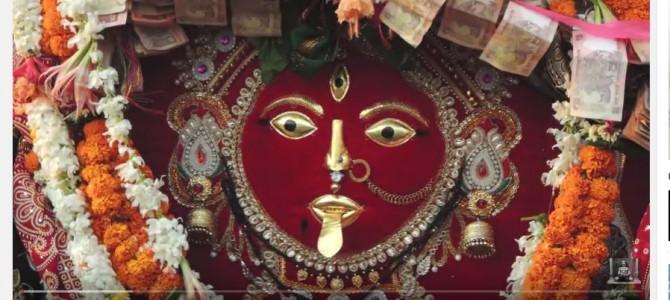 A video on Danda Jatra is one of the most ancient folk dance of Odisha