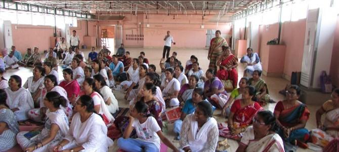 Free Yoga Camp by SAKAR in Berhmapur Town