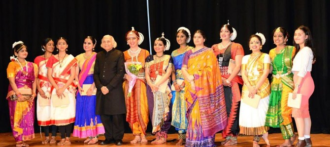 Odissi Festival at Oxford University United Kingdom Enthralls the Audience