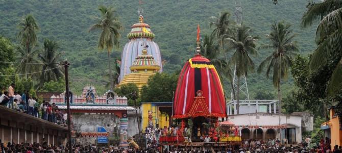 A well compiled Video of Ratha Jatra at  Bhanjanagar by Bibek