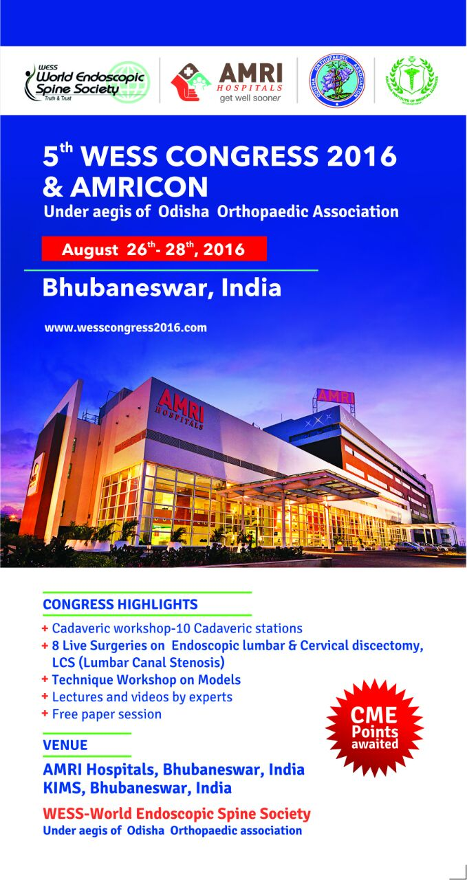 Bhubaneswar orthopaedic conference bbsrbuzz 2 1
