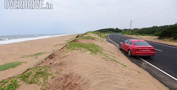 Nice to see Overdrive Feature Marine Drive Konark To Puri in 2016 Audi A4 Review, read what they had to say