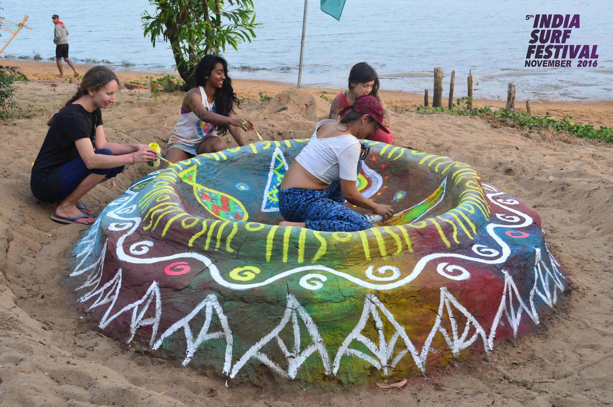 India surf festival 2016 volunteer bbsrbuzz