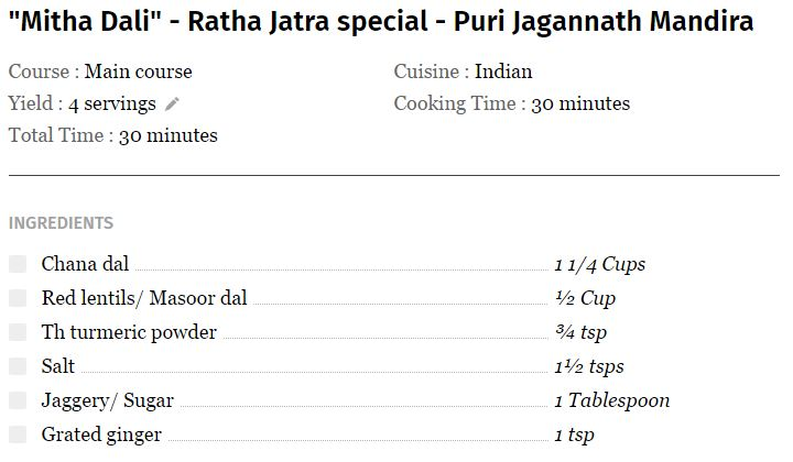 mitha-dali-ratha-jatra-recipeJagruti Vedamati receipe 2