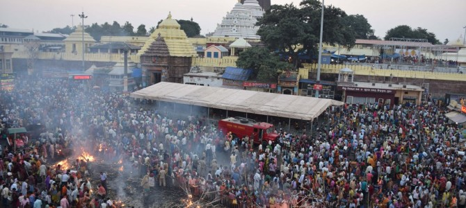 Deepabali in Odisha : Know more about special ritual in Puri Jagannath Temple