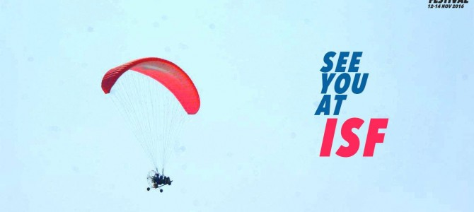 Wanna Experience Paramotoring in Odisha with a view of Bay of Bengal? come to India Surf Festival