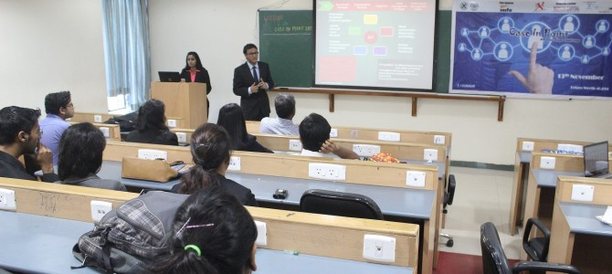 XPressions XIMB bhubaneswar presents Business Simulation games that tests the ability of students to think and act in real world