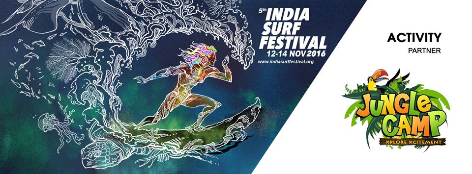 Jungle camp joins india surf festival 1