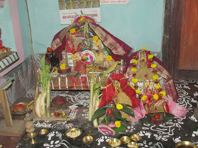 Manabasa gurubar odisha festival bhubaneswar buzz 1