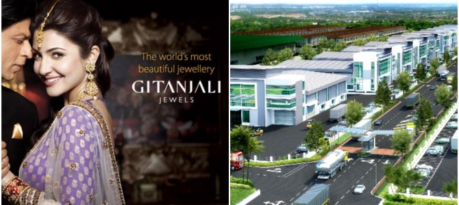 DPR of Gitanjali Infratech Limited setting up gems, jewelry, lifestyle and luxury goods park at Ramdaspur in Cuttack approved
