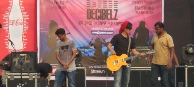 Decibelz : The musical war of Bands in XIMB bhubaneswar cultural festival enthralls audience