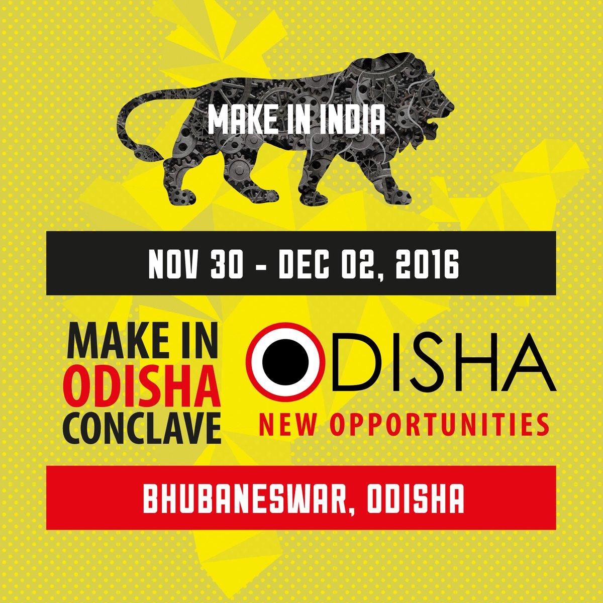 make in odisha conclave bhubaneswar buzz 6