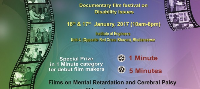 AAINA in association with Brotherhood brings We Care Film Festival to Bhubaneswar
