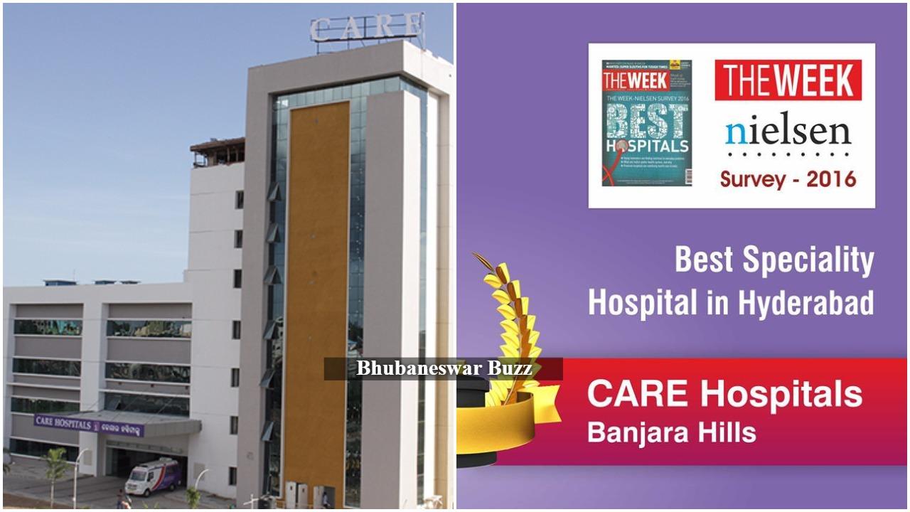 CARE hospital 2nd facility bhubaneswar buzz